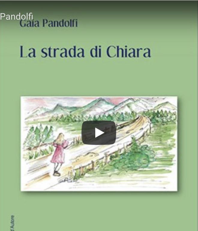 """Il booktrailer del libro """"La strada di Chiara"""" creato da Di Marino – Rare books"""