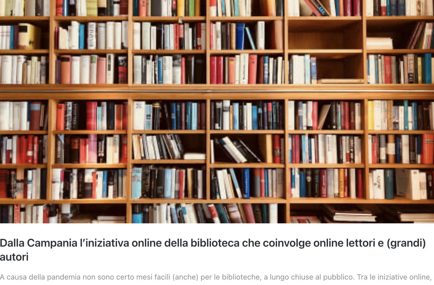Il Librario parla della seconda edizione della Fiera del Libro