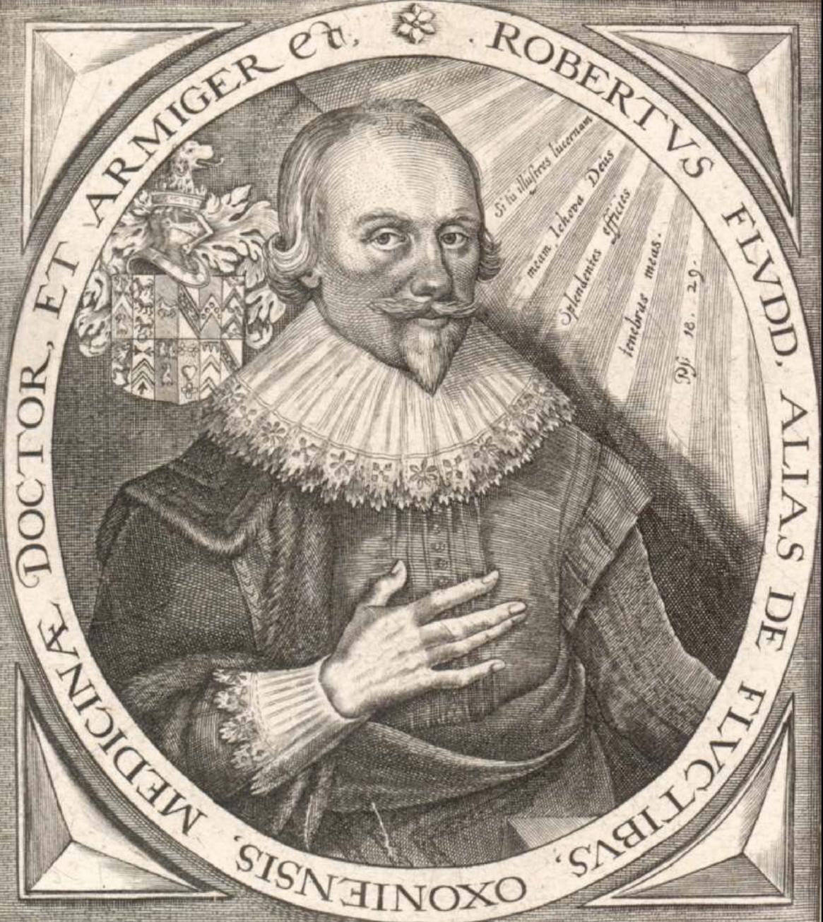 Robert Fludd, medico esoterista